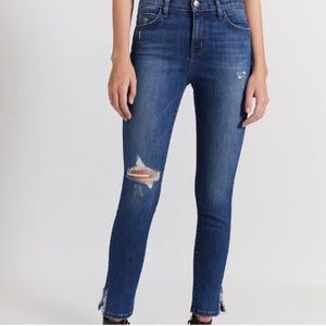 Current/Elliott The Stiletto Divina SS Jeans